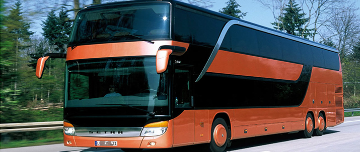 Special bus tours