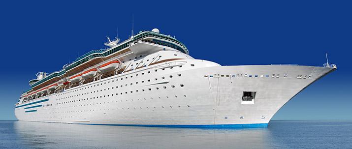 Luxurious cruise Travel
